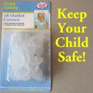 18 Child Safety Outlet Covers