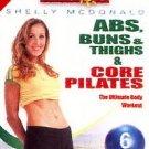 Caribbean Workout 2 DVDs ABS,BUNS &THIGHS &CORE PILATES  !!!!