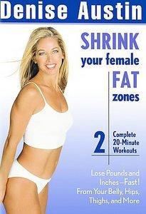 Denise Austin - Shrink Your Female Fat Zones