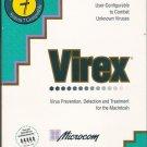 MicroCom Virex Apple Macintosh System 7
