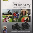 Fast, Fun & Easy Great Digital Pictures for Nikon D40,NIB