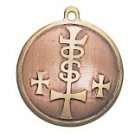 Mediaeval Fortune Charm for Strength, Power, & Riches!!!!!!