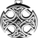 Courtney Davis Celtic Pendants,Nevern Cross Pendant!!!