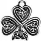 Courtney Davis Celtic Pendant,The Shamrock Pendant!!