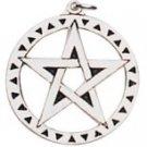 Pentagram Pendant for Achievement of Desires