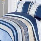RT™ Park-Ave 3-Pieces100% Egyptian Cotton Comforter Cover (Duvet Cover Set)