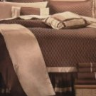 8pc Bed-in-a Bag  Chocolate Quilt Bedding  Set!!!