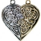 LOS TESOROS DE ALBION,Tristan & Iseult Love Token Pair for Love & Friendship!!!!