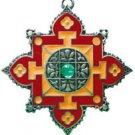 Briar Dharma Charms, Mandala for Enlightenment!!!!!