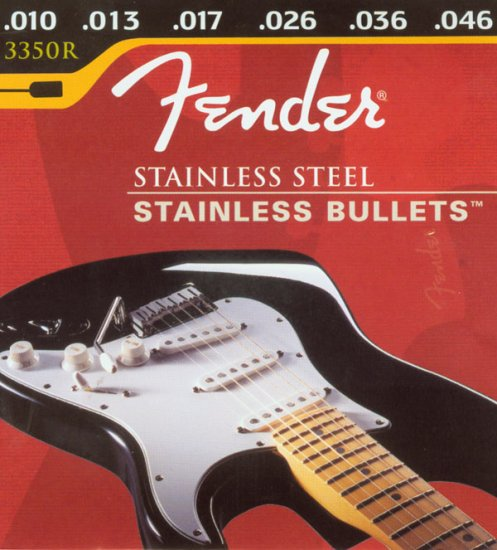 10 sets Fender Guitar Strings - Free Shipping