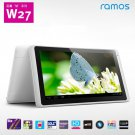 Ramos W27 Daul Core 1.5GHz 10.1 Inch Android Tablet WIFI 1080P 16G
