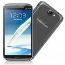 Haipai H868+ 6 inch 2GB RAM 32GB ROM MT6589T Quad Core android 4.2 3G GPS Smartphone Black