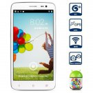 "inew i4000 5"" FHD Screen Quad Core Android 4.2 MTK6589T 2GB 32GB 3G WIFI GPS Smartphone White"