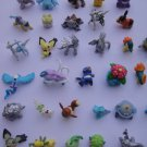 100pcs of original pokemon small size  min figures bulk packing New!