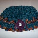 Baby Wool Flower Hat