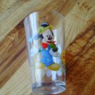 Disney Mickey and Minnie Glass Cup