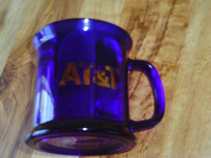 Old AT&T Coffee Cup