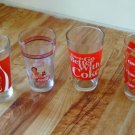 More Coca Cola Glasses