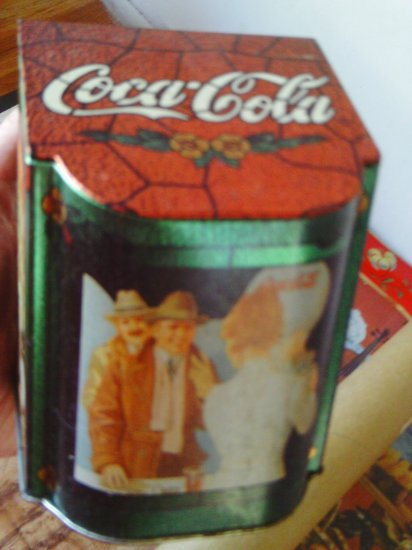 Another Tin for Coca Cola-ness