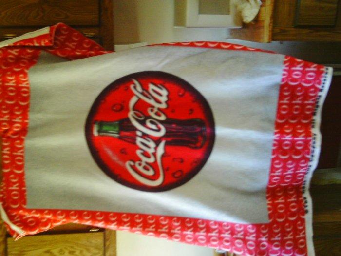 Coca Cola Blanket Thingy