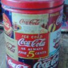 Coca Cola Cookie Tin Thingy