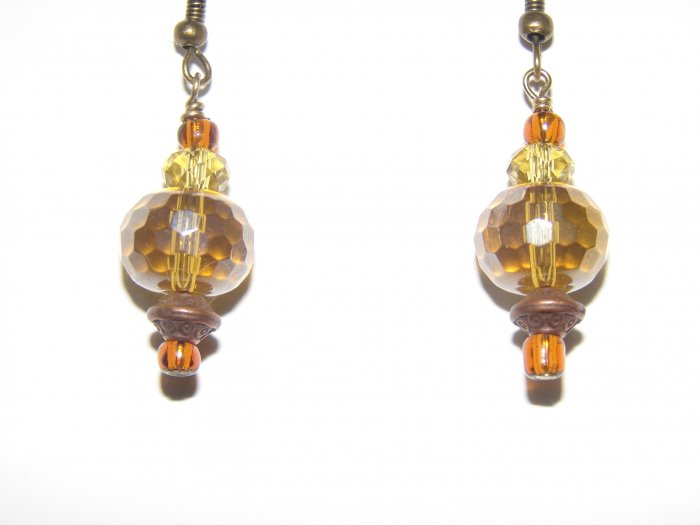 Chinese Lamp Earrings