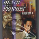 The death of a prophet Malcom X  DVD movie Morgan Freeman