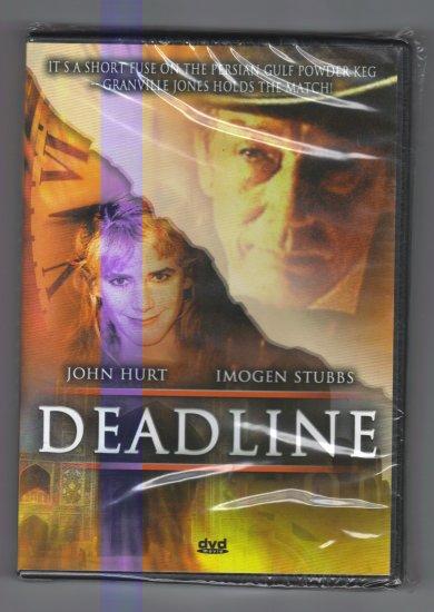 Deadline DVD movie John Hurt Imogen Stubbs