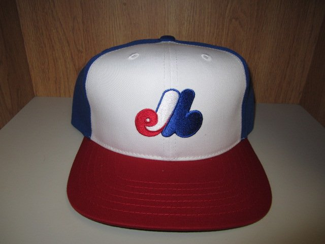 VINTAGE MONTREAL EXPOS SNAPBACK