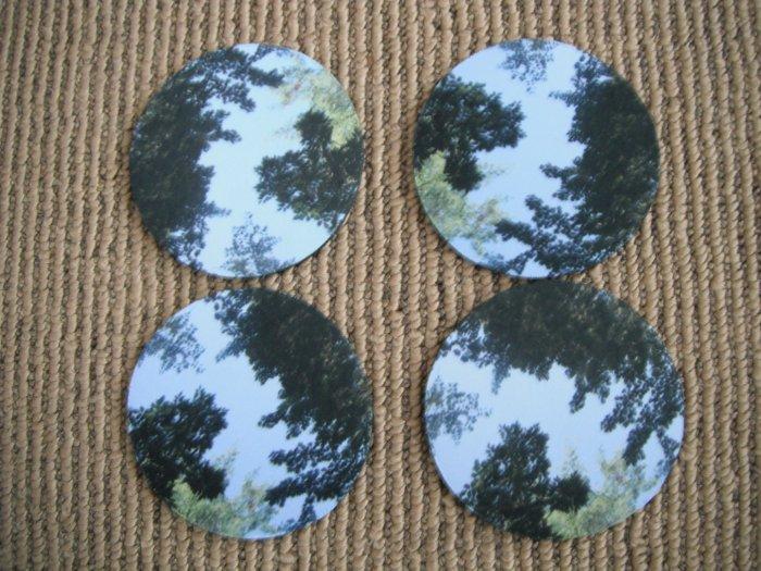 Globe Coasters