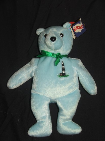 LERC CANAVI TEDDY BEAR CAPE CANAVERAL LIGHTHOUSE, FL NWT