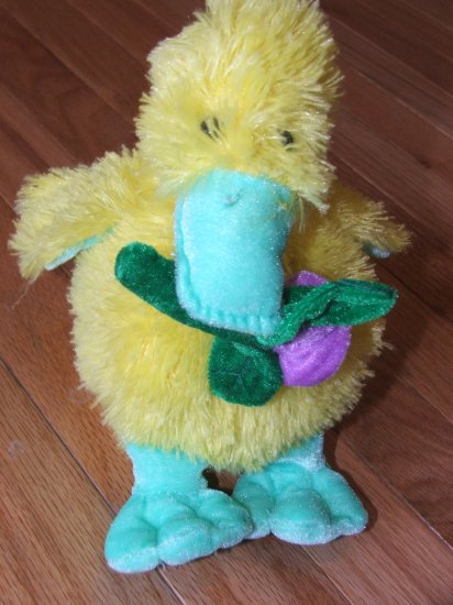 """YELLOW DUCK NWOT Approx. 6"""" x 6"""""""