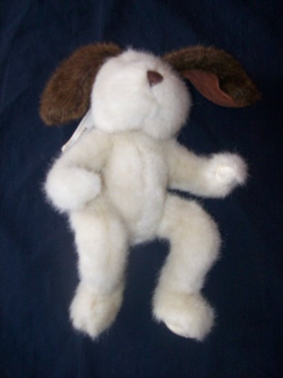 VELVET TOUCHES COLLECTION DOG STUFFED ANIMAL