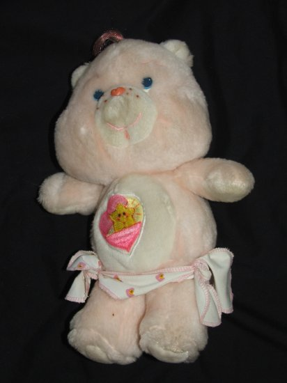BABY HUGS CARE BEAR VINTAGE CLASSIC 1983