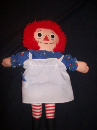 RAGGEDY ANN DOLL PLAYSCHOOL 12""