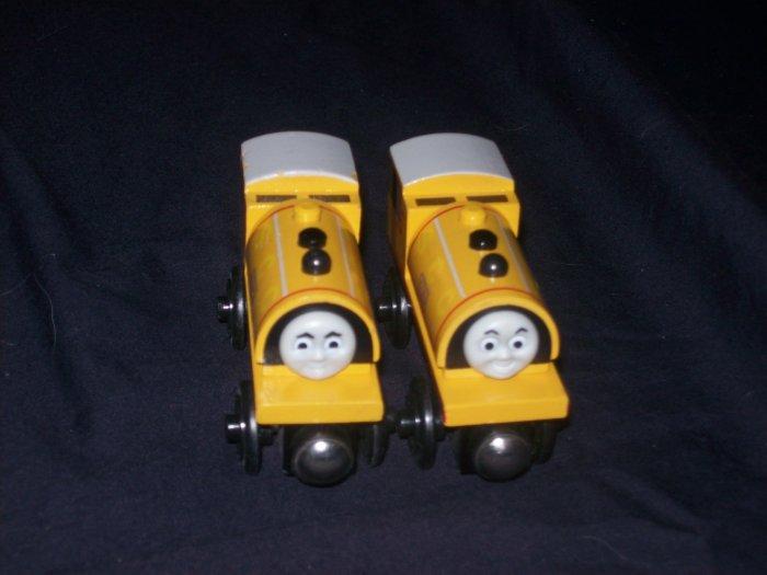 THOMAS THE TRAIN BEN & BILL TRAINS WOOD
