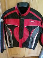 Mossi Racing Snowmobile Jacket boys 14
