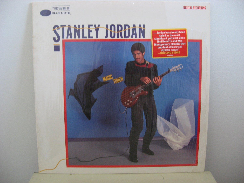 Stanley Jordan  -  Magic Touch - 1985 (Vinyl Record)