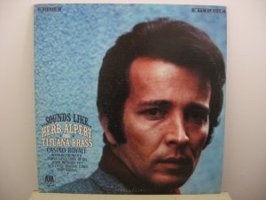 Herb Alpert & The Tijuana Brass  -  Sounds Like