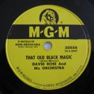David Rose  -  That Old Black Magic   (Vinyl Record)