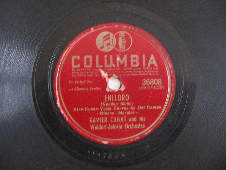 Xavier Cugat  -  Enlloro   (Vinyl Record)