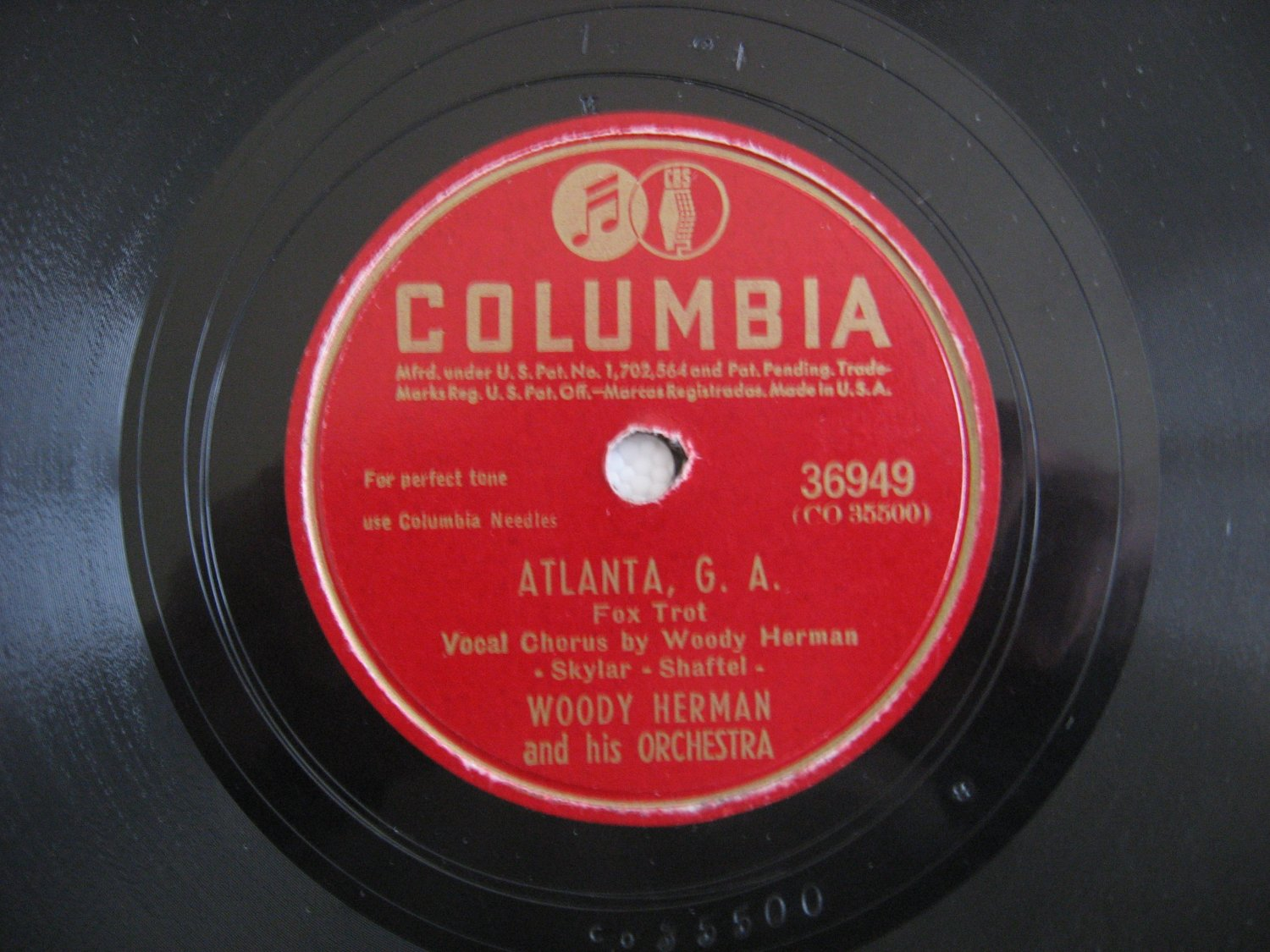 Woody Herman and his Orchestra - Wild Root  (Vinyl Record)