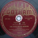 Earl Bostic & His Orchestra  -  Tippin In   (Vinyl Record)