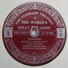 The World's Great Music - Tchaikovsky / Schubert - 1964  (Vinyl Records)