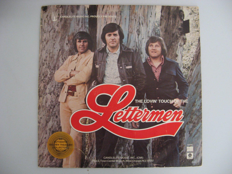 The Lettermen - The Lovin' Touch  (Vinyl Record)