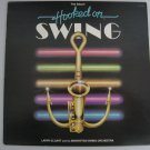 Larry Elgart - Hooked On Swing -  1982  (Vinyl Record)