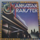 Manhattan Transfer - The Best Of The Manhattan Transfer - 1981 (Vinyl Record)