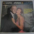 Jeanette Macdonald & Nelson Eddy - Favorites in Stereo  (Vinyl Record)
