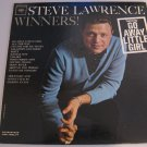 Steve Lawrence - Winners  (Vinyl Record)