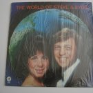 Steve Lawrence & Eydie Gorme - The World Of Steve & Eydie  - 1972  (Record)